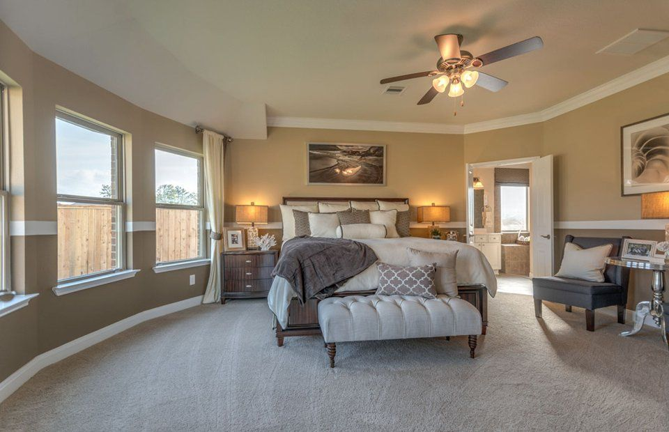 Bedroom featured in the Sheldon By Pulte Homes in Dallas, TX