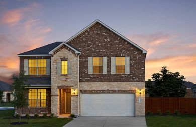 Soledad Bwood Little Elm Texas Pulte Homes