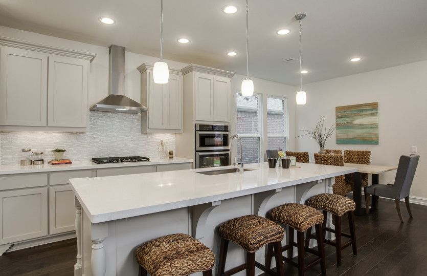 Kitchen featured in the Highwater By Pulte Homes in Dallas, TX