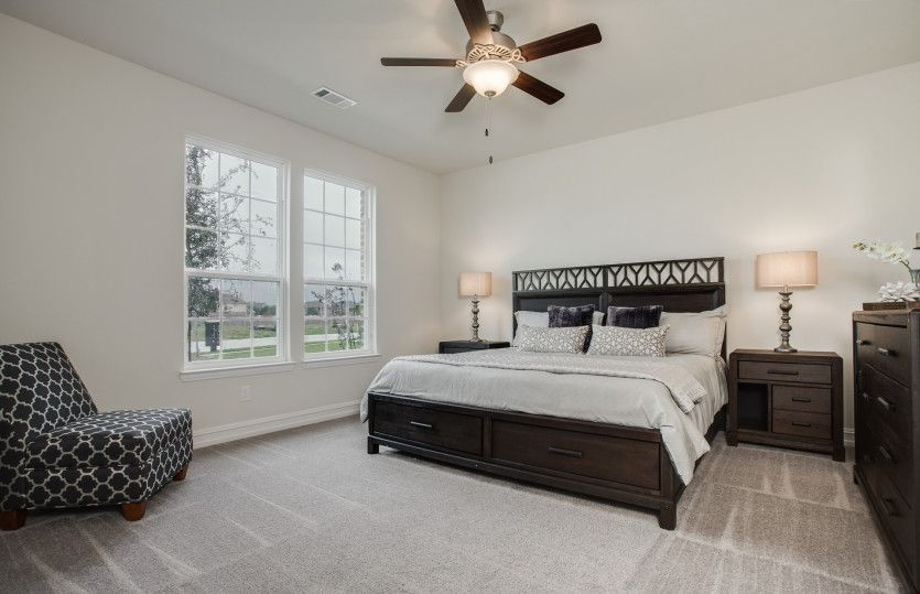 Bedroom featured in the Highwater By Pulte Homes in Dallas, TX