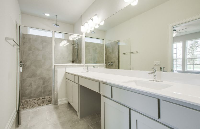 Bathroom featured in the Highwater By Pulte Homes in Dallas, TX