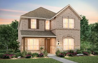 Gramercy Park In Garland Tx New Homes By Pulte Homes