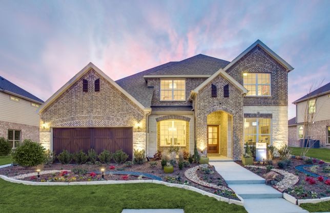 Pulte Homes Floor Plans Texas: Grayhawk Park In Wylie, TX, New Homes & Floor Plans By