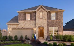 Inspiration by Pulte Homes in Dallas Texas
