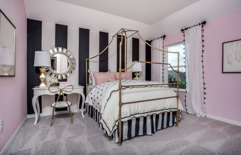 Bedroom featured in the Mooreville By Pulte Homes in Dallas, TX