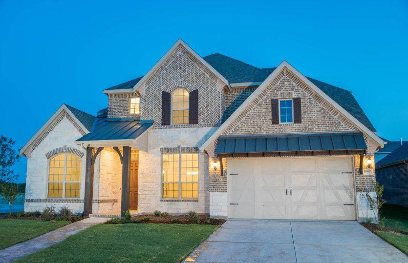 Fieldstone Plan, Frisco, Texas 75035
