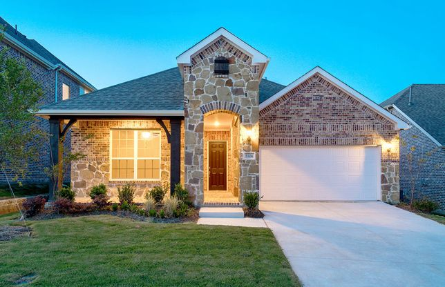 Pulte Homes Floor Plans Texas: Parkside In Celina, TX, New Homes & Floor Plans By Pulte Homes