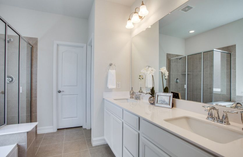 Bathroom featured in the Arlington By Pulte Homes in Austin, TX
