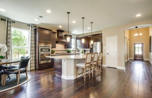 Kitchen-in-Mooreville-at-Remington Falls-in-Fort Worth