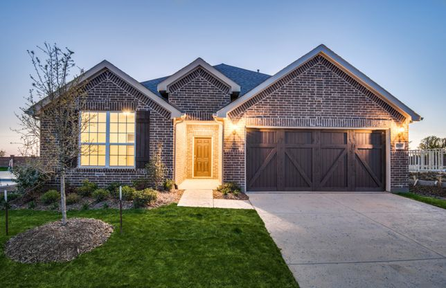The Homestead At Ownsby Farms In Celina, TX, New Homes