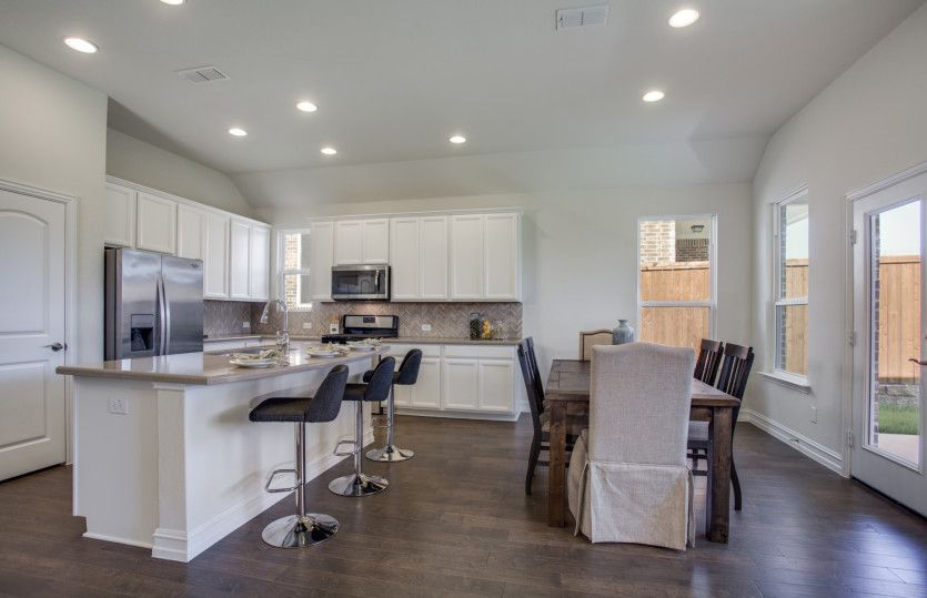 Kitchen-in-Arlington-at-The Homestead at Ownsby Farms-in-Celina