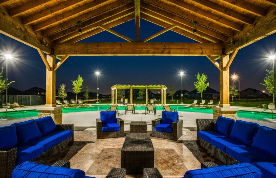 'Willow Ridge Estates' by Pulte Homes - Texas - Dallas in Fort Worth