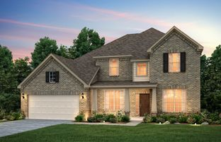 Lawson - Willow Ridge Estates: Haslet, Texas - Pulte Homes
