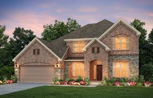 Lawson - Bluffview: Leander, Texas - Pulte Homes