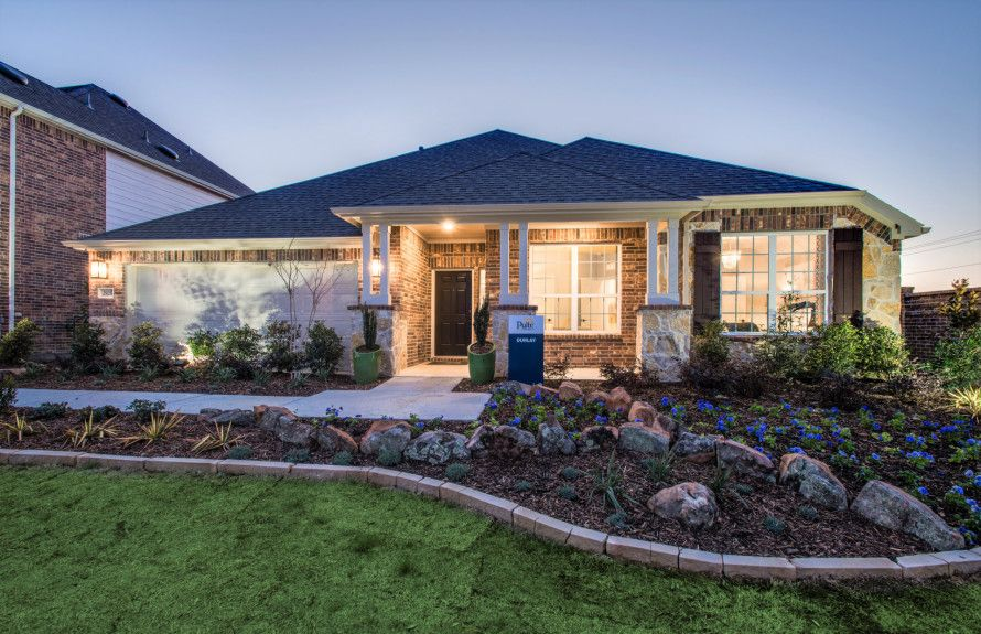 'Winn Ridge' by Pulte Homes - Texas - Dallas in Dallas