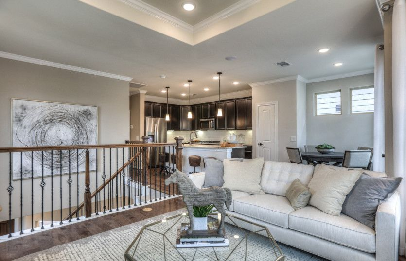 Living Area featured in the Redding By Pulte Homes in Houston, TX