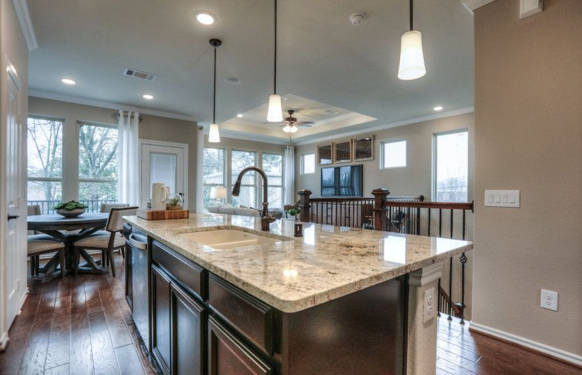Kitchen featured in the Redding By Pulte Homes in Houston, TX
