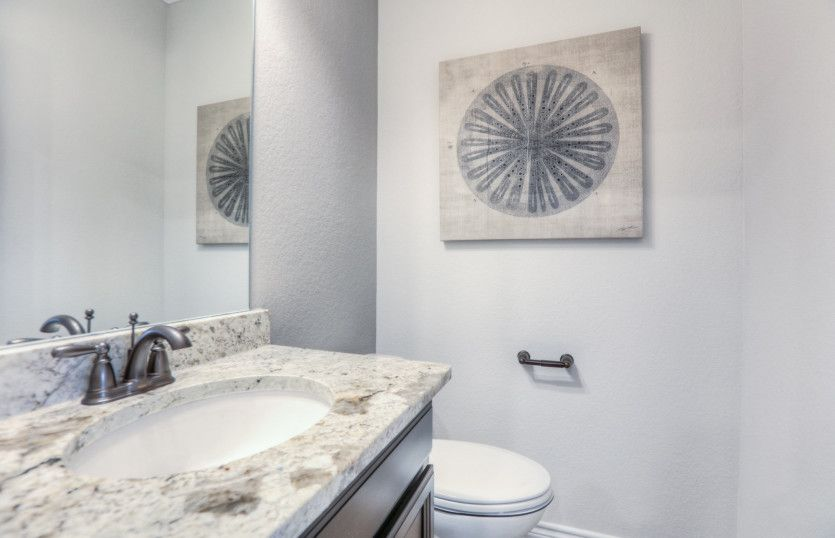 Bathroom featured in the Redding By Pulte Homes in Houston, TX