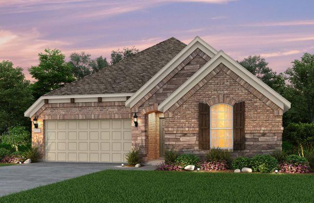 Dayton Plan, Katy, Texas 77493