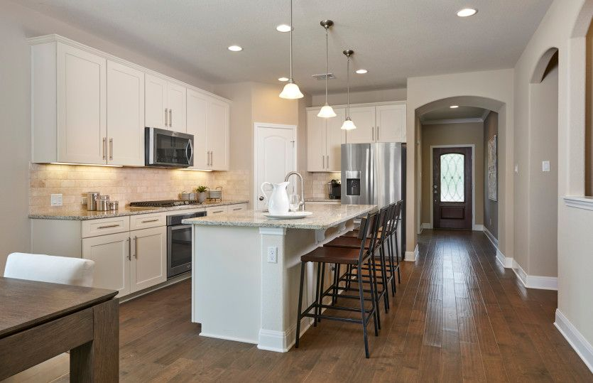 Kitchen featured in the Hamilton By Pulte Homes in Houston, TX