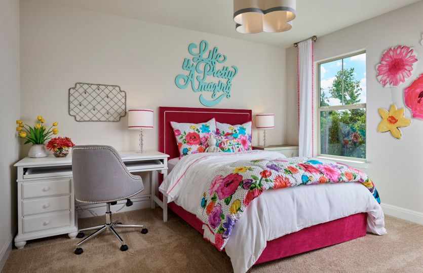 Bedroom featured in the Hamilton By Pulte Homes in Houston, TX