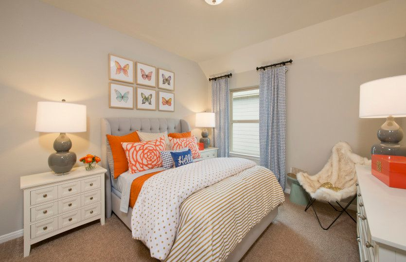 Bedroom featured in the Amherst By Pulte Homes in Houston, TX