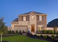 Lexington - The Villages at Harmony: Spring, Texas - Pulte Homes