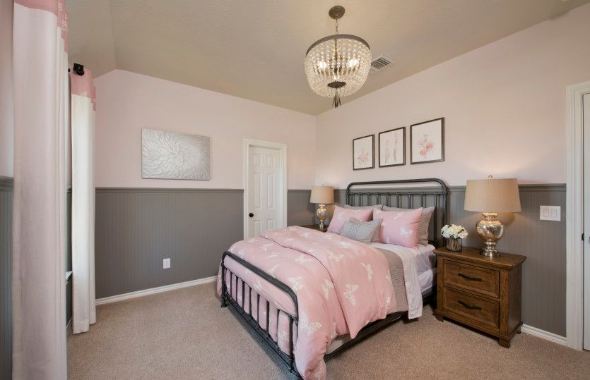 Bedroom featured in the Lexington By Pulte Homes in Houston, TX
