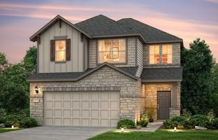 Nelson - Oak Forest Manor: Houston, Texas - Pulte Homes