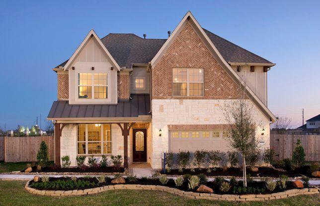 King Crossing In Katy, TX, New Homes & Floor Plans By