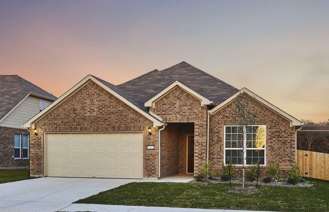 Darden Plan, Katy, Texas 77493