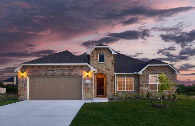 Grantham Plan, Katy, Texas 77493