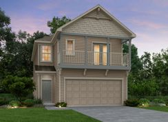 Leland - Summerlyn At Spring Branch: Houston, Texas - Pulte Homes