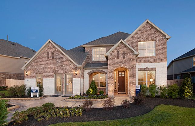Talavera In Richmond, TX, New Homes & Floor Plans By Pulte