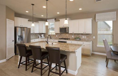 Kitchen-in-Soledad-at-Arcadia Ridge- The Reserve-in-San Antonio