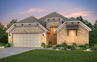 McKinney - The Overlook at Creekside: New Braunfels, Texas - Pulte Homes