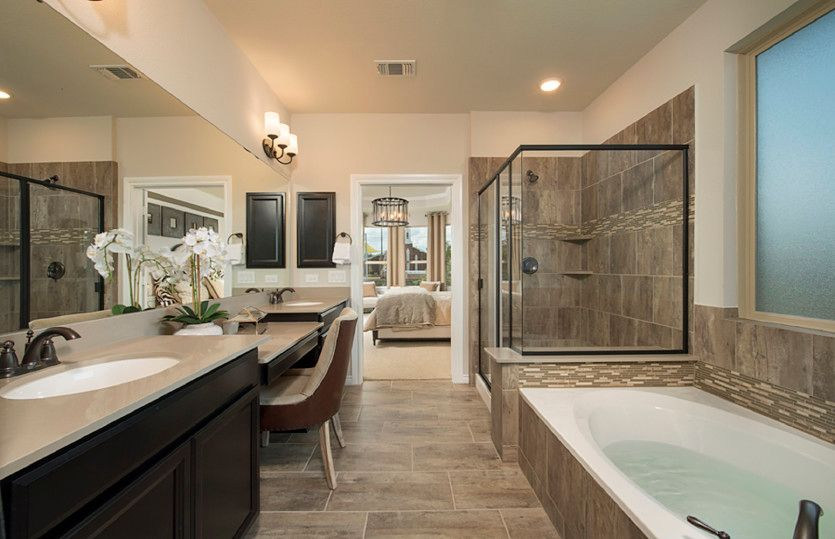 Bathroom featured in the Caldwell By Pulte Homes in San Antonio, TX