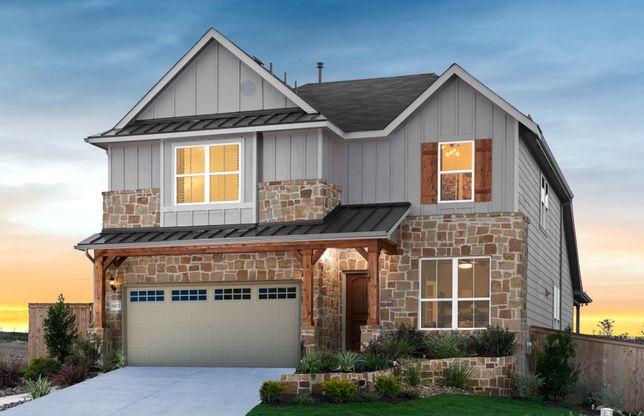 Homestead In Schertz, TX, New Homes & Floor Plans By Pulte