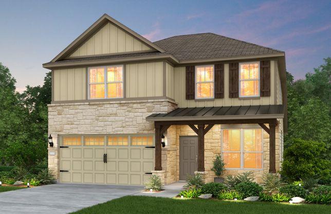 6618 BOWIE CV (Hamilton), Schertz, Texas 78108
