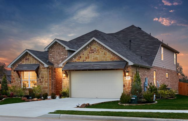 Southglen In Boerne, TX, New Homes & Floor Plans By Pulte