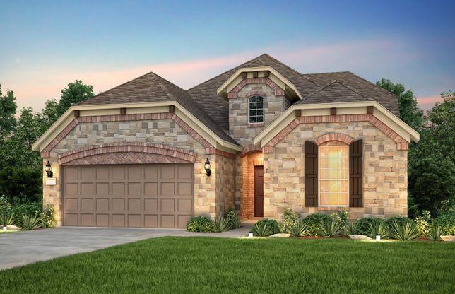 Mooreville Plan, Boerne, Texas 78015