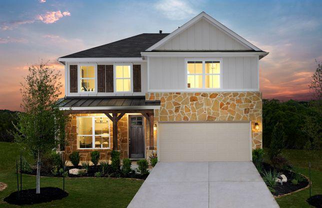 Sterling Ridge In San Antonio, TX, New Homes & Floor Plans