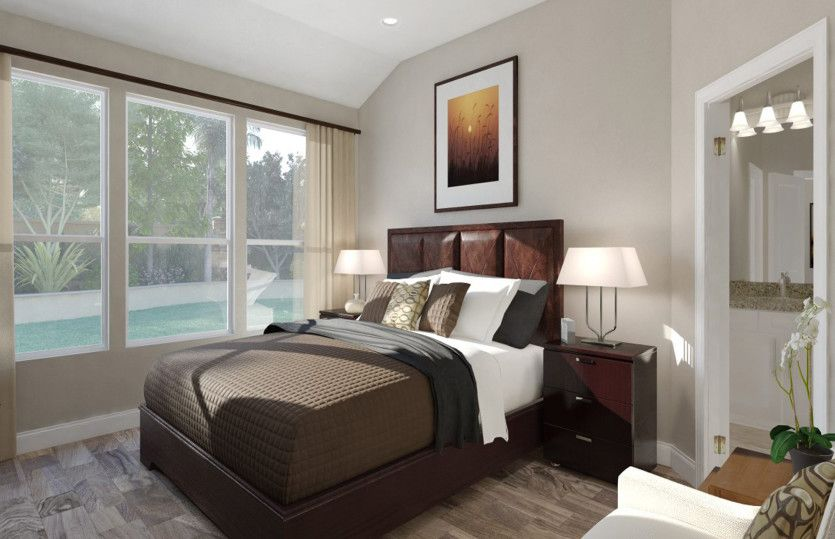 Bedroom featured in the Barrett By Pulte Homes in Houston, TX