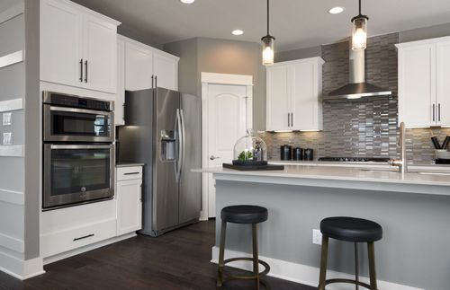 Kitchen-in-Lochridge-at-Sterling Ridge-in-San Antonio
