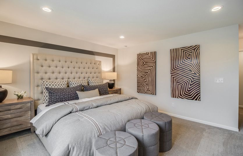 Bedroom featured in the Aspire By Pulte Homes in Detroit, MI