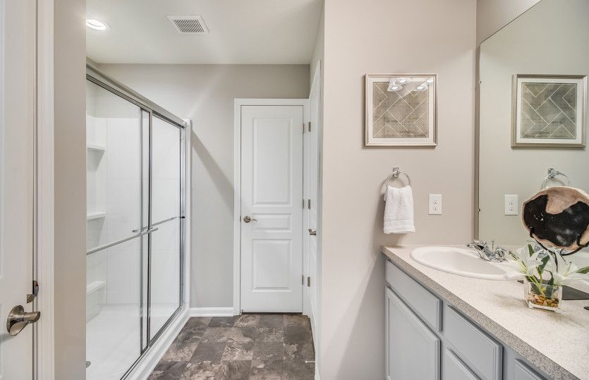 Bathroom featured in the Aspire By Pulte Homes in Detroit, MI