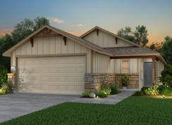 Adams - Santa Rita Ranch: Liberty Hill, Texas - Pulte Homes