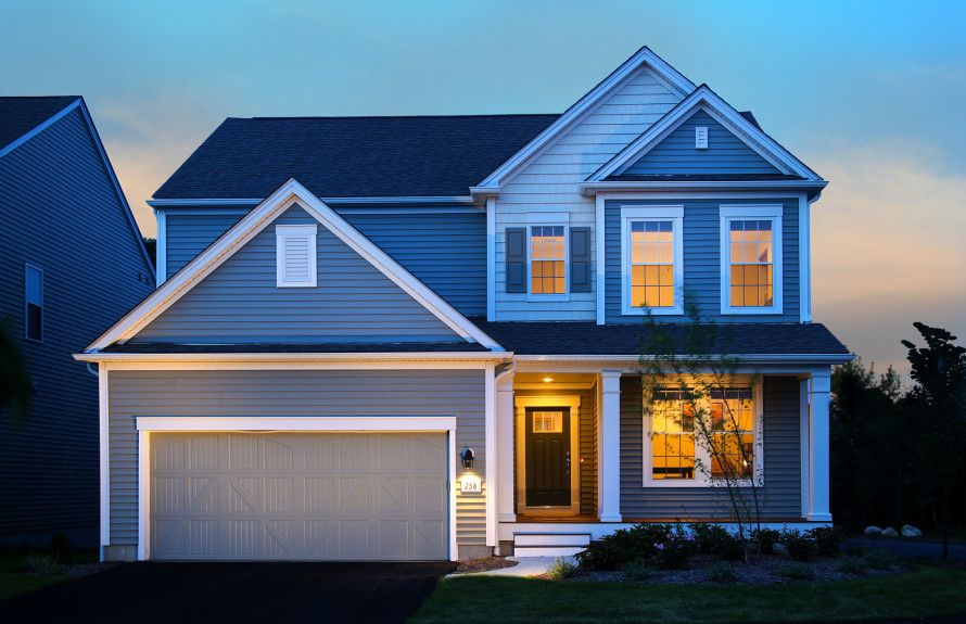 Brookfield Village By Pulte Homes In Boston Massachusetts