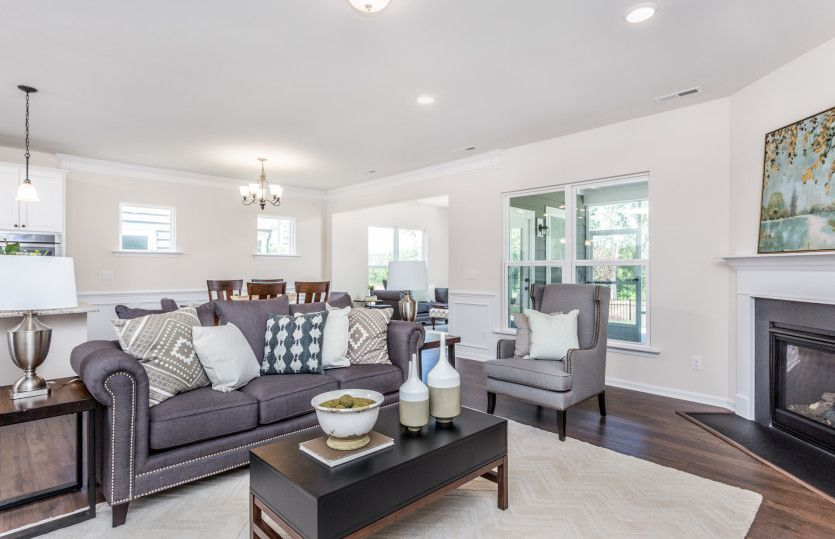 Living Area featured in the Eastway By Pulte Homes in Raleigh-Durham-Chapel Hill, NC