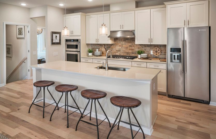 Kitchen-in-Florence with Basement-at-Hunterdon Creekside-in-Flemington